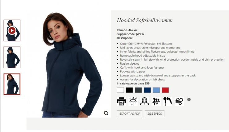 Sieviešu jaka